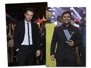 Rodrigo Lombardi compara sua trajetória à do vencedor do The Voice