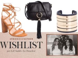 Shop2gether lança serviço de wishlist com colaboração de glamurettes