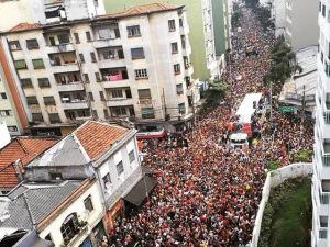 Mirante 9 de Julho recebe roda de samba do Acadêmicos do Baixo Augusta