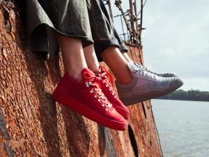 Marca de sneakers holandesa Filling Pieces lança nova coleção