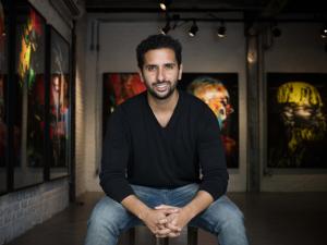 Gabriel Wickbold abre nova galeria com bate-papo com diretor do MASP
