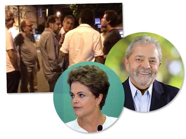 Lula e Dilma mandam mensagem para Chico Buarque