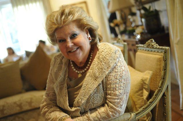 Maricy Trussardi: 80 anos em família