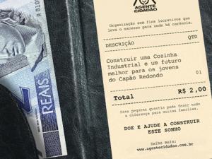 Ruella terá R$ 2 a mais na conta para cozinha industrial no Capão Redondo