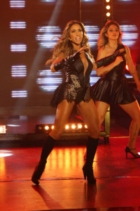 Patricia Abravanel solta o rebolado em dia à la Beyoncé, confira!