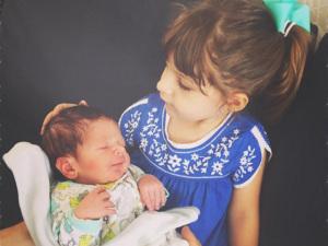 Cegonha: nasce Martin, segundo filho de Sarah Oliveira