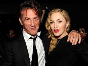 Madonna defende Sean Penn de acusações de violência contra a mulher