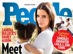 Aos 51 anos, Sandra Bullock aumenta a família e apresenta Laila