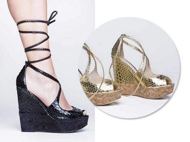 Nova coleção de sapatos da CLÉ do Cidade Jardim