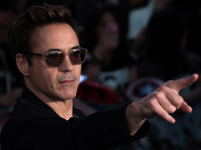 Robert Downey Jr., o novo ficha limpa de Hollywood