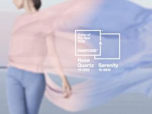 Pantone elege, pela primeira vez, duas cores para 2016 – para usar juntas!