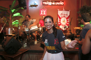 Ensaio da Gueri-Gueri anima pré-Carnaval em São Paulo
