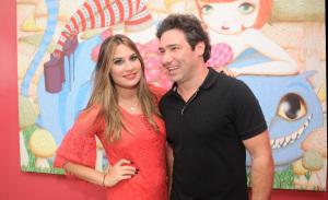 O aniversário de Iquinho Facchini chez Duda Derani e Pepeu Correa