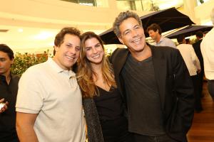 Rogerio Fasano e Alexandre Accioly inauguram Gero Trattoria no Rio
