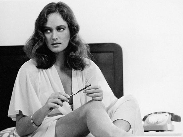 """Selma Egrei no filme """"Nos Embalos de Ipanema"""", de 1978, dirigido por Antônio Calmon"""