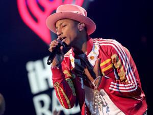 Ex-sócios de Pharrell Williams entram com processo contra o artista