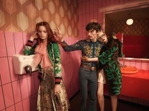 Gucci elege Berlim como cenário de nova campanha