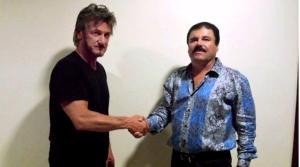 Entrevista de Sean Penn com El Chapo ajuda presidente mexicano
