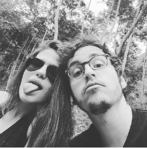 """Antonia Morais e Wagner Santisteban, ex-ator de """"Malhação"""", assumem namoro"""