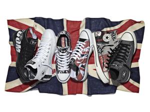 Converse anuncia nova coleção inspirada no Sex Pistols. Vem ver!