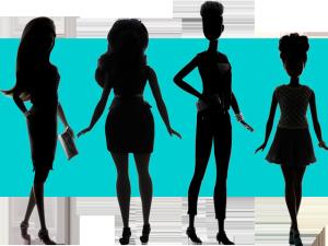Viva a diferença: Barbie agora tem três novos formatos de corpo