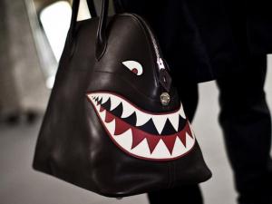 Desejo do Dia: a nova versão feroz da bolsa Bolide, da Hermès