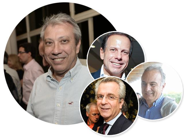Tucanos que vão disputar a prévia discutem regras para o dia da eleição com Zuzinha, presidente do PSDB da capital