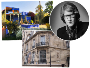 Paris e Marrakesh: Yves Saint Laurent ganha duas superexposições em 2017