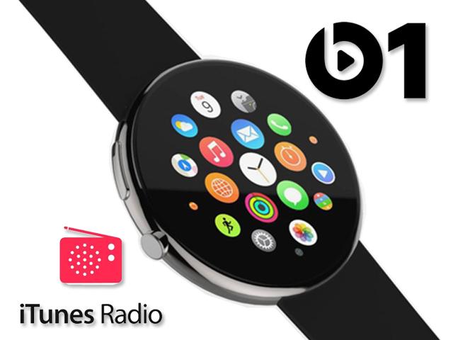 Novo modelo do iWatch deve ganhar formas, enquanto o iTunes Radio será descontinuado