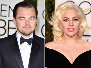 Gaga X DiCaprio: a batalha sem fim do Globo de Ouro 2016