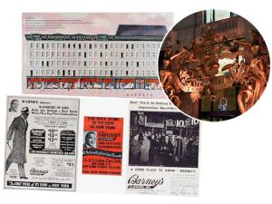 Barneys reabre loja no mesmo ponto em que começou, em Nova York