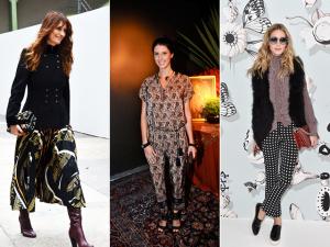 De SP a Paris, um raio-x fashion das bem vestidas da semana