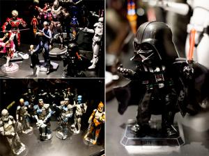Fãs de figuras colecionáveis ganham novo endereço em São Paulo