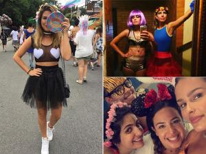 O esquenta para o Carnaval começou! Confira glamurettes que já estão na folia
