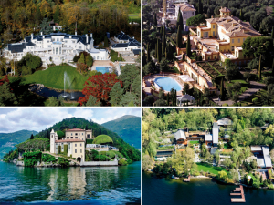 Revista PODER: casas milionárias – e inacreditáveis – mundo afora