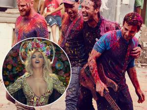 Beyoncé vive deusa indiana no novo clipe do Coldplay. Põe pra tocar!