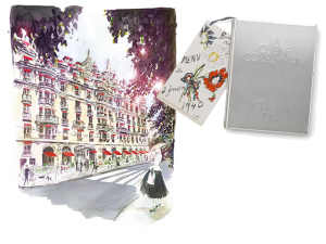 Restaurante do Plaza Athénée propõe menu inspirado em Dior