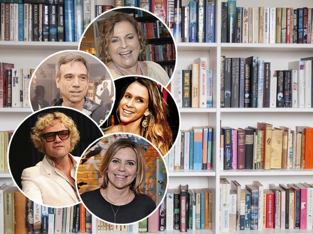 De história do Brasil à o mundo de Lygia Clark, passando por Haruki Murakami e Dráuzio Varella. Às sugestões!