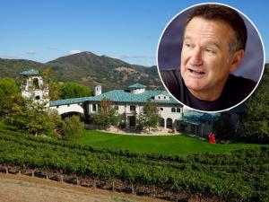 Casa do ator Robin Williams na Califórnia vai virar vinícola