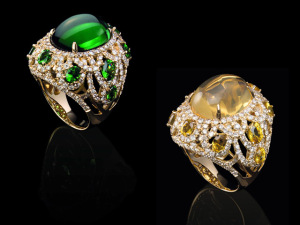 Frattina dá início a seu Summer Sale com uma seleção poderosa de joias
