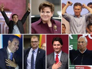 TV americana elege sete políticos que vão fazer a diferença em 2016