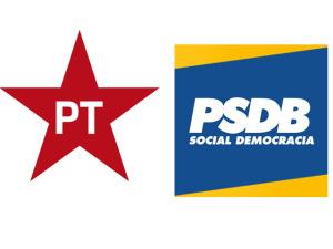PT destaca só 'propina' sob FHC; tucanos citam apenas a'ajuda' de Lula
