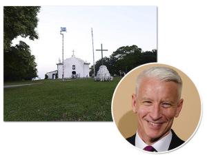 Estrela da CNN, Anderson Cooper tem sua casa em Trancoso repaginada