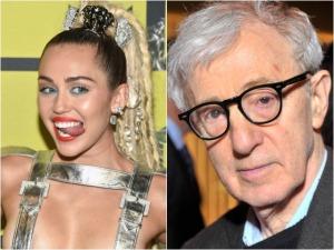 Miley Cyrus ganha papel na série de Woody Allen para a Amazon