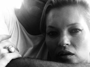 Kate Moss e sua passagem relâmpago pelo Rio de Janeiro
