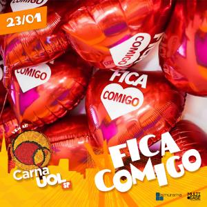 Fica Comigo faz seu début em 2016 no CarnaUOL. Cola aqui!
