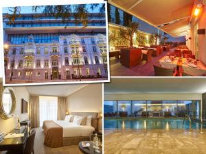 Um giro pelo PortoBay Liberdade, novo hotel 5 estrelas em Lisboa
