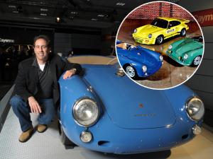Fã de carros esportivos, Jerry Seinfeld vai leiloar parte de sua coleção