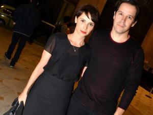 Débora Falabella e Murilo Benício saem da toca para estreia de peça no Rio