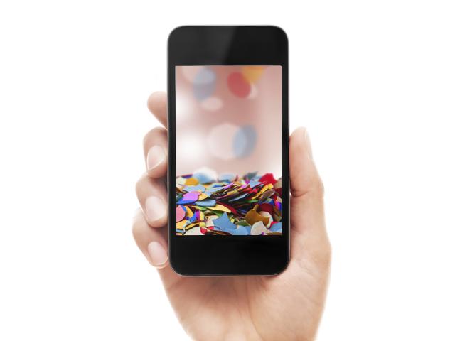 Smartphone também entra no samba, sim!